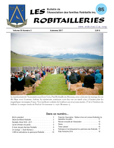 Robitailleries No 85