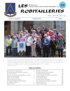 Robitailleries No 89