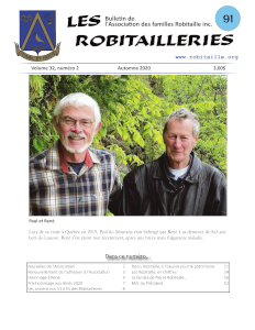 Robitailleries No 91
